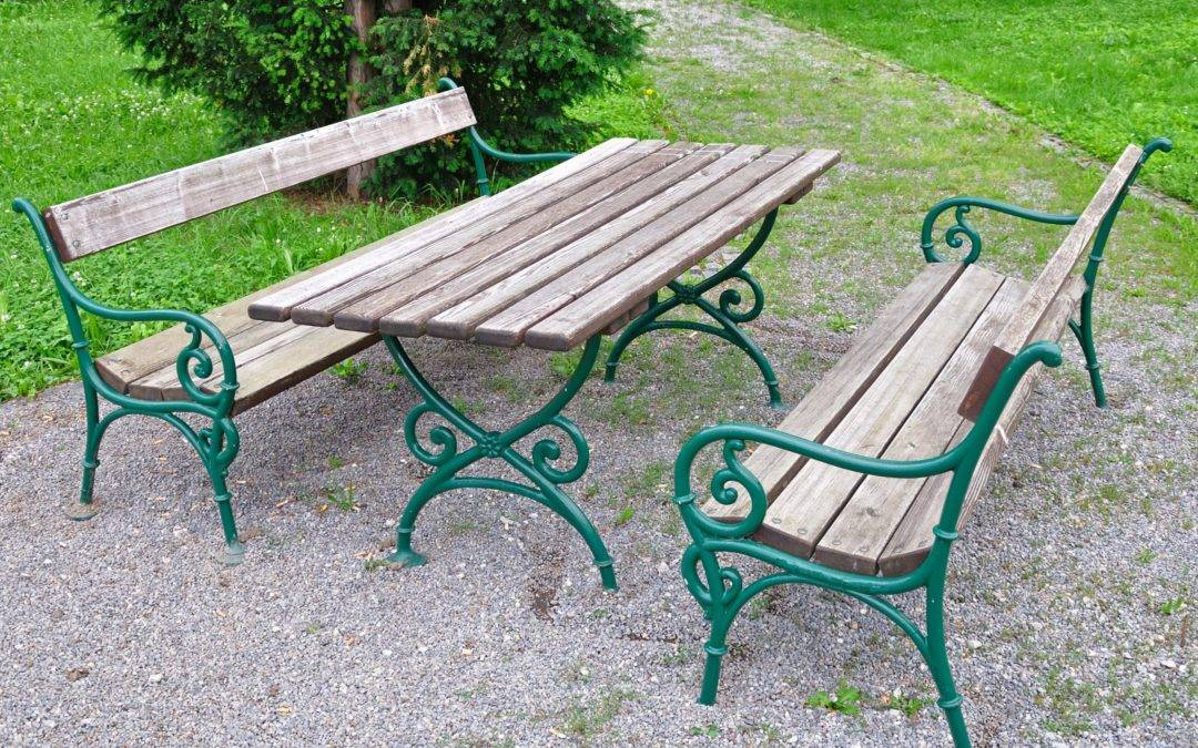 Sitzgruppe Schönbrunn